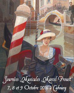 Les journées musicales Marcel Proust à Cabourg. Edouard Launet en parle dans délibéré