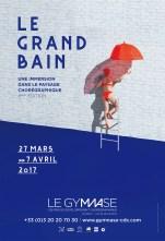 """""""Le grand bain"""", CDC de Roubaix, Le Gymnase"""