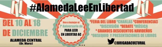 Alameda Lee En Libertad
