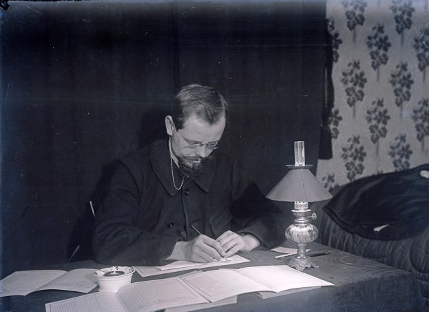 André Walusinski par Alfred Soyer