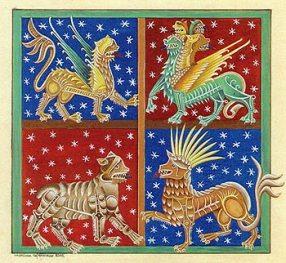 Les bestiaires fantastiques médiévaux, une anticipation de la tératologie du XIXe siècle