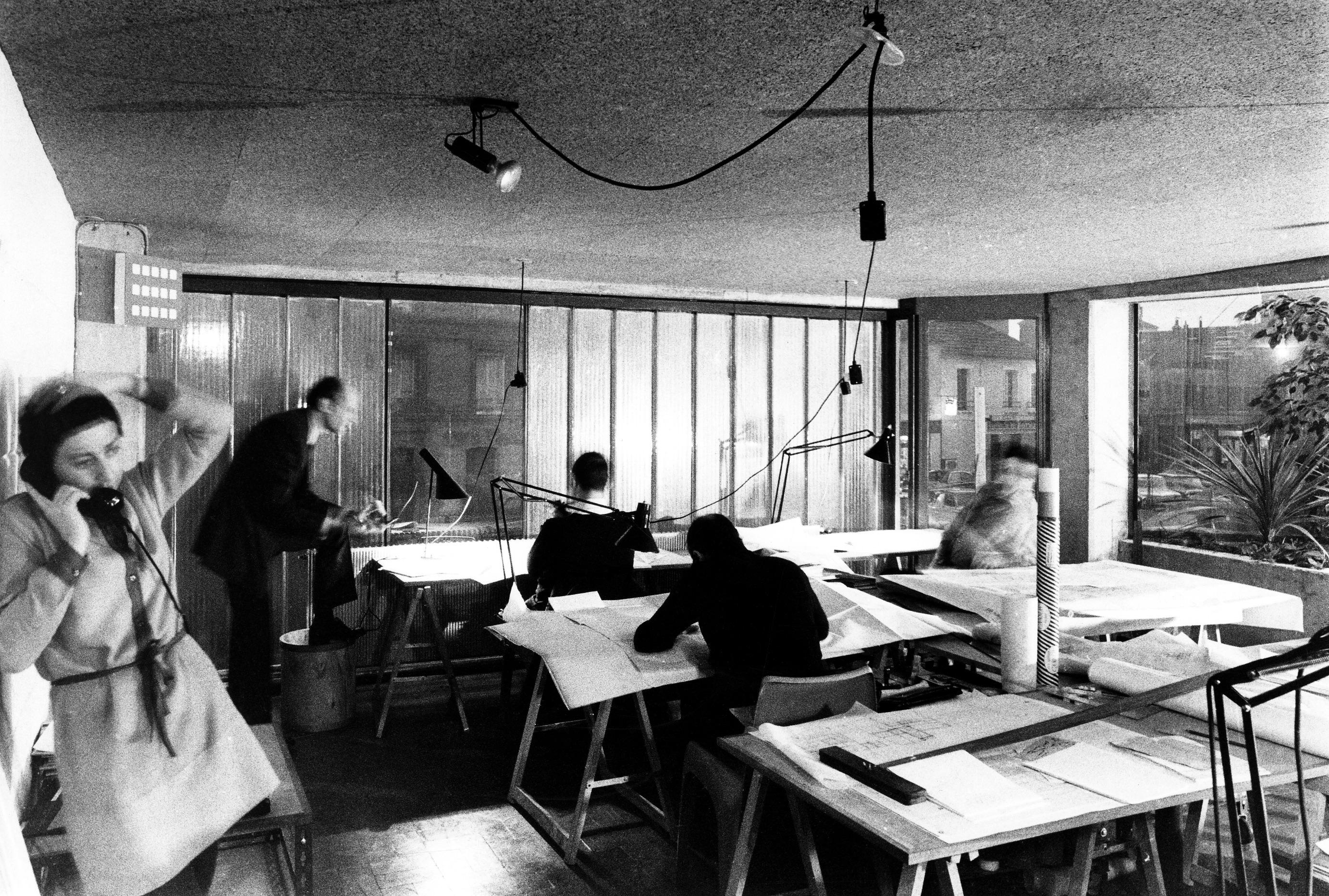 AUA atelier urbanisme architecture Perrottet Tribel