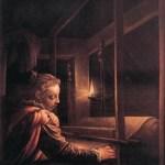 Leandro Bassano, Pénélope défaisant son ouvrage (Musée des Beaux-Arts de Rennes)