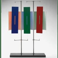 Bernard Lassus, Canvas, Centre Pompidou