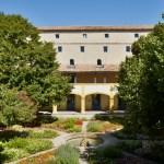 Le CITL (Collège international des traducteurs littéraires) installé dans l'Espace Van Gogh à Arles. Photo © CITL