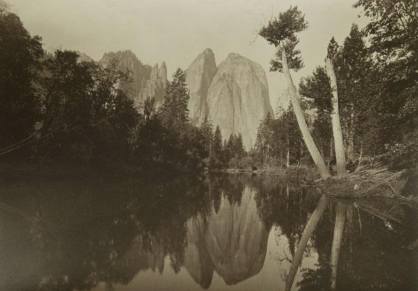 Le Yosemite vu par Carleton Watkins