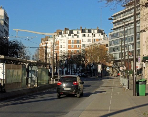 Boulevard Soult, façade à véranda ©Gilles Walusinski