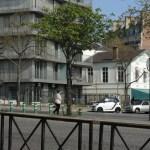 Porte d'Auteuil - Une cohabitation bien organisée ©Gilles Walusinski