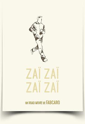 Fabcaro: Zaï Zaï Zaï Zaï (éd. Six Pieds sous terre). Une ordonnance littéraire de Katell Brestic dans délibéré
