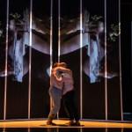 "Oona Doherty, ""Hard to be soft"", Biennale de la danse de Lyon 2018 © Michel Cavalca"