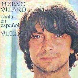 Hervé Vilard canta en español