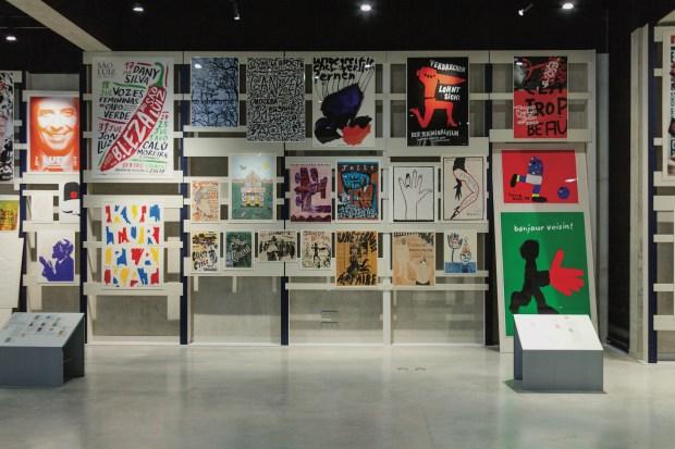 """""""La Collection"""" au Signe de Chaumont © Martin Ferrer"""