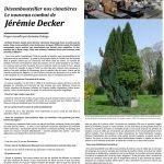 Un projet révolutionnaire pour le cimetière de Bagneux
