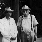 Kurt Gödel & Albert Einstein, Princeton, 1950 © akg-images/Imagno