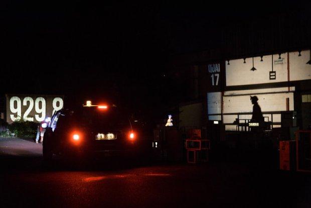 La Folie Kilomètre, Rivages © Christophe Raynaud De Lage - Festival d'Aurillac 2016 - Une critique de René Solis dans délibéré