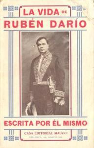 La vida de Rubén Darío escrita por él mismo, Casa editorial Maucci, Barcelona