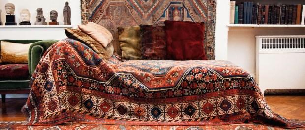 Le Divan © Freud Museum London