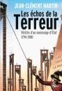 <em></noscript>Les Échos de la Terreur</em> de Jean-Clément Martin pour le corps enseignant