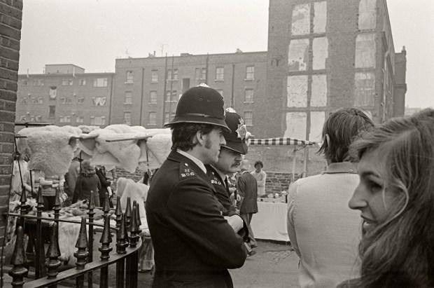 London 1976 - Photo Gilles Walusinski