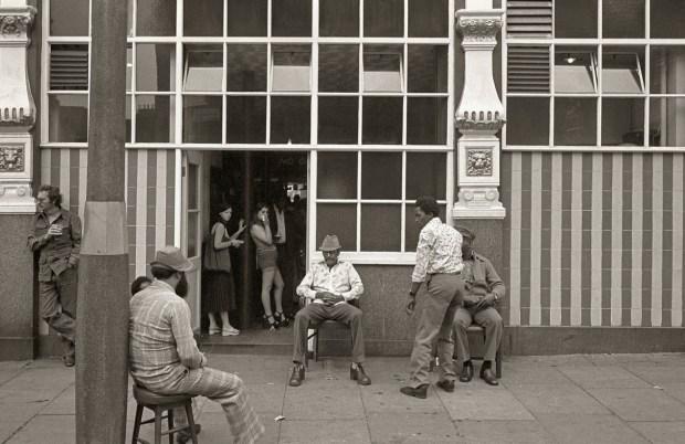 Londres 1976 © Gilles Walusinski