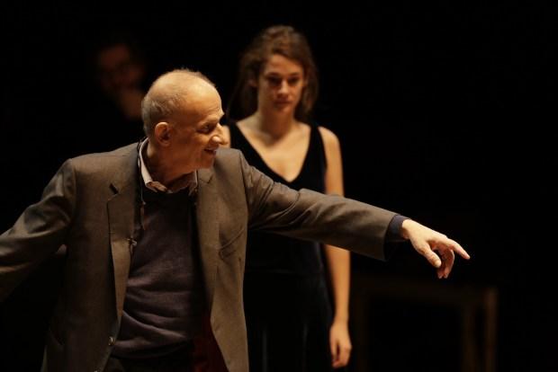 Luc Bondy odéon théâtre de l'Europe