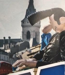 Lucien (Frank Margerin) à Angoulême