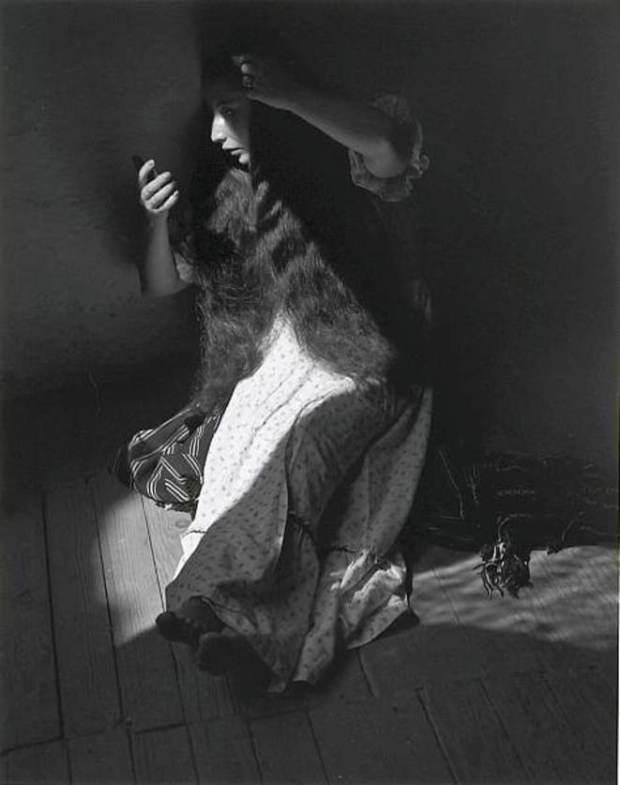 Manuel Álvarez Bravo, Retrato de lo eterno, 1935 © Archivo Manuel Álvarez Bravo SC