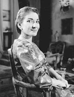 Maria Callas (1958)
