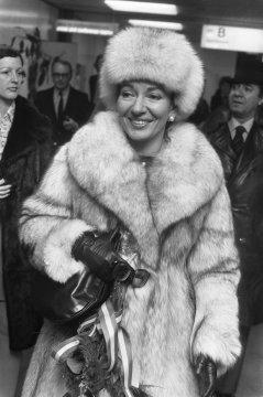 Maria Callas, 9 décembre 1973, archives Anefo