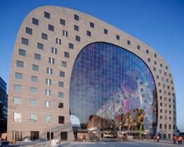 Markthal de Rotterdam © MVRDV