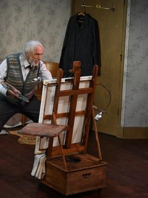 MonsieurX, écrit et mis en scène par Mathilda May, avec Pierre Richard © Pauline Maillet