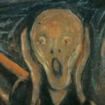 """Munch, """"Le Cri"""" (1893)"""