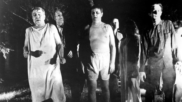 George A. Romero - Night of the Living Dead