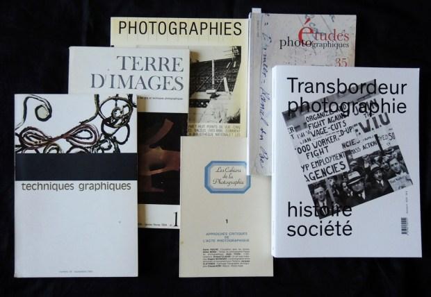 Revues de photographie (sélection)