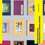 Patrick Bouchain, l'architecture comme relation, sous la direction d'Abdelkader Damani, texte de Pierre Frey, 288p., 400illustrations, coédition Frac Centre-Val-de-Loire / Actes Sud, 2018