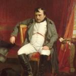 Paul Delaroche - Napoléon à Fontainebleau le 31 mars 1814 (1840) - Musée de l'Armée