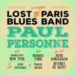 Paul Personne, Lost in Paris Blues Band