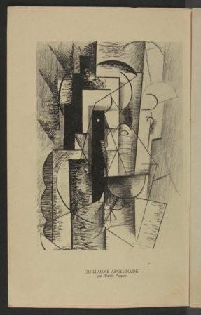 Portrait de Guillaume Apollinaire, 1913