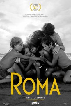 Alfonso Cuarón - Roma (affiche)