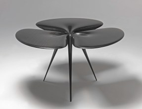Ross Lovegrove, Gingko Carbon Table (2007-2008)