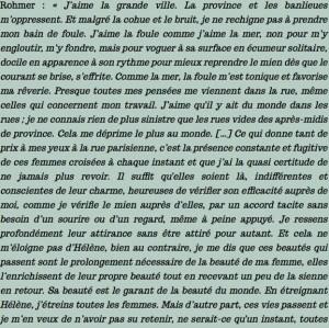 Un marcheur à New York, chapitre 22, par Antoine de Baecque