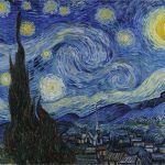 Van Gogh - La nuit étoilée (1889)