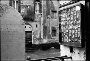 Venise, janvier 1978 ©Gilles Walusinski