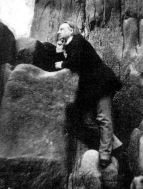 Victor Hugo en exil à Jersey (1853-1855)