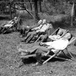 Les photographies d'Egon Pfender: un regard de biais sur l'Occupation. Photos recueillies par Valentin Schneider. Un article d'Edouard Launet