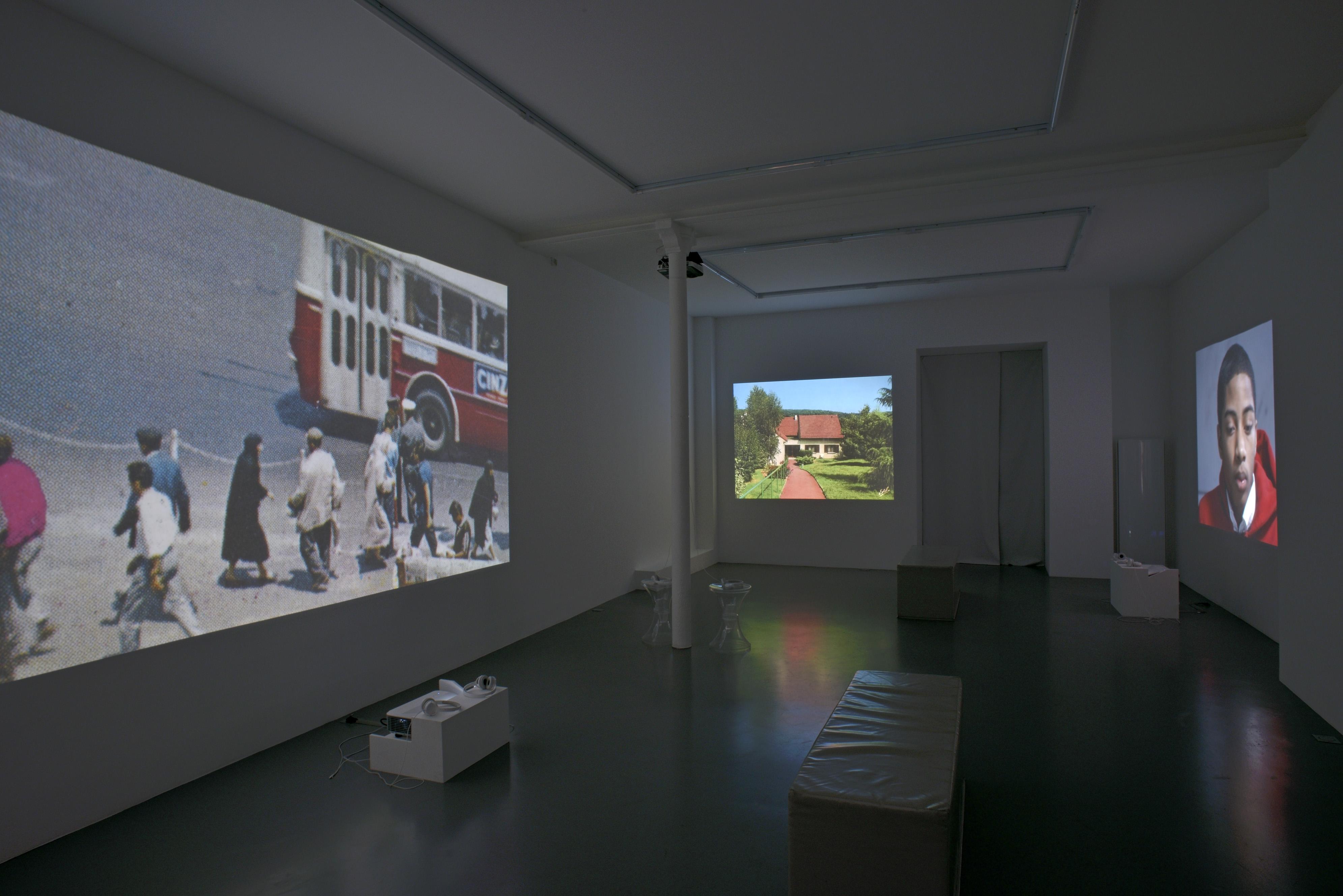 Valérie Méjren, Roots, vue d'exposition, Galerie Anne-Sarah Bénichon. Un article de Nina Leger dans délibéré