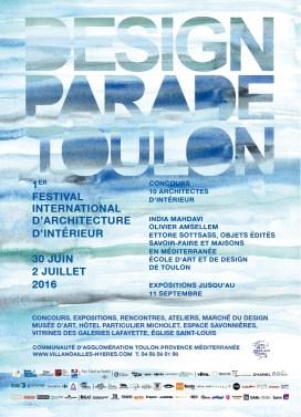 Hyères-Toulon: Design Parade 2016. Un article d'Anne-Marie Fèvre dans délibéré