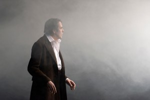"""Laurent Poitrenaux dans """"Argument"""", de Pascal Rambert © Marc Domage"""