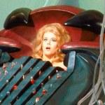 Barbarella (Jane Fonda) dans l'Excessive Machine