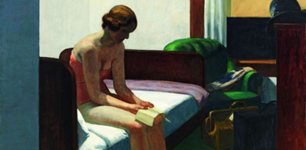 Hotel Room, Edward Hopper, 1931